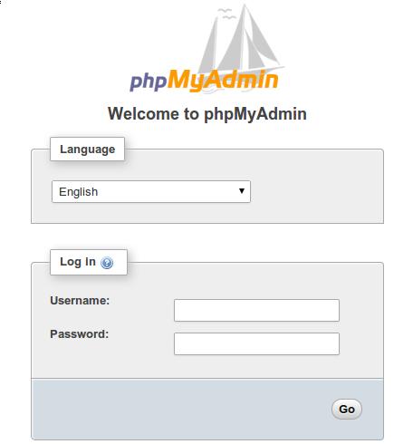Install phpMyAdmin on Debian 9