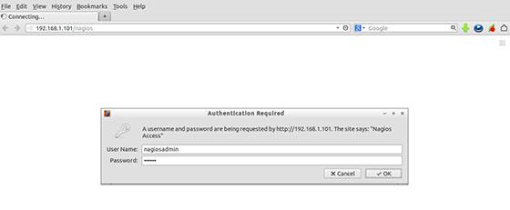 Install Nagios on CentOS 8