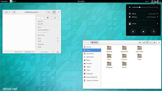 Install GNOME on Ubuntu 14.04