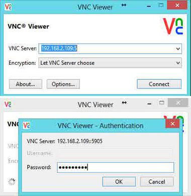 VNC-authendication-CentOS-7-