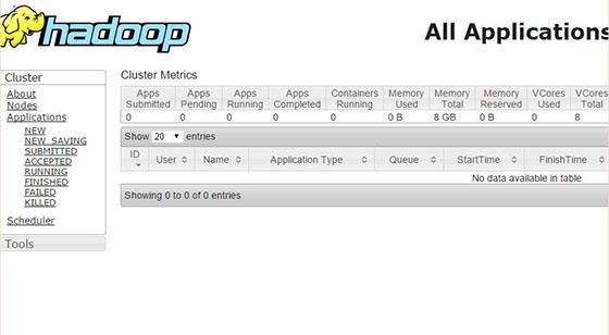 Apache-Hadoop-Cluster-Information