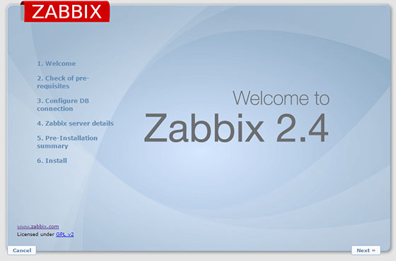 Install Zabbix on Ubuntu 14.04