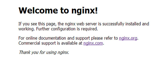 Install Nginx Mainline Version on Ubuntu 16.04 LTS