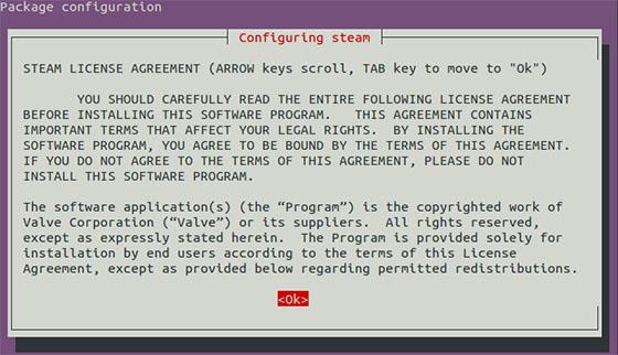 Install Steam on Ubuntu 15.04
