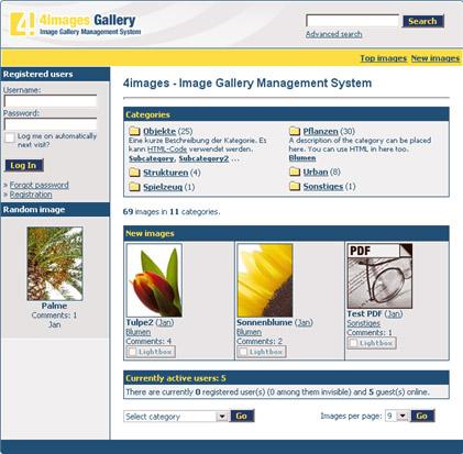 Install 4images Gallery on Ubuntu 16.04