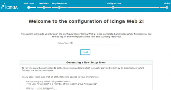 Install Icinga 2 on Ubuntu 16.04