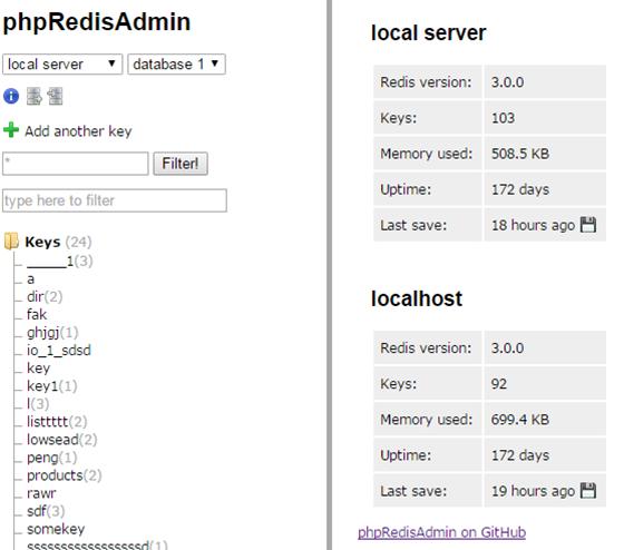 Install phpRedisAdmin on CentOS 7
