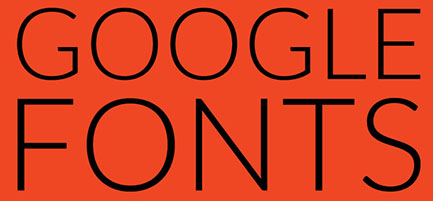 Install Google Fonts on Ubuntu 16.04
