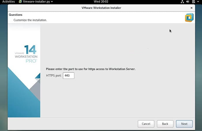 How To Install VMware Workstation on CentOS 7 - idroot