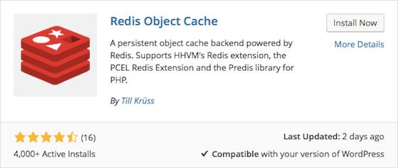 Speed Up WordPress Using Redis Caching