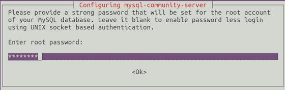Install MySQL on Ubuntu 18.04 LTS
