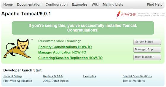 Install Apache Tomcat on Ubuntu 18.04