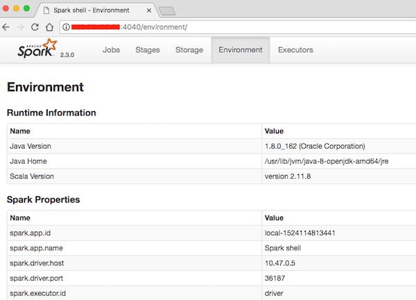 Install Apache Spark on Ubuntu 18.04 LTS