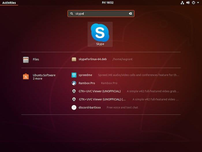 Install Skype on Ubuntu 20.04