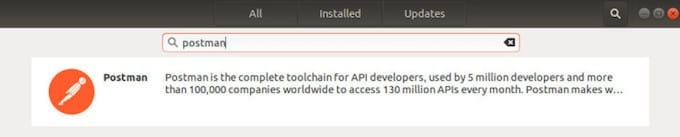 Install Postman on Ubuntu 18.04 LTS