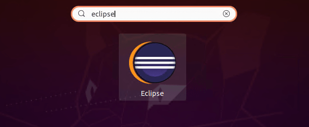 Install Eclipse IDE on CentOS 8