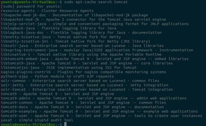 Install Apache Tomcat on Ubuntu 20.04