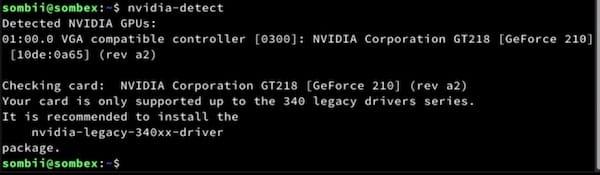 Install Nvidia Driver on Debian 10