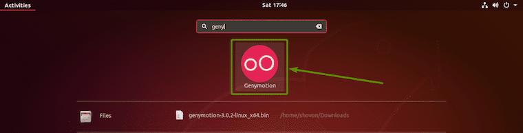 Install Genymotion on Ubuntu 20.04