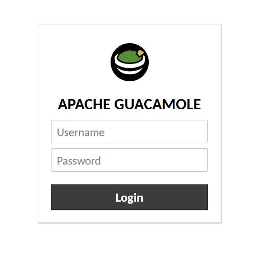 Install Apache Guacamole on CentOS 8