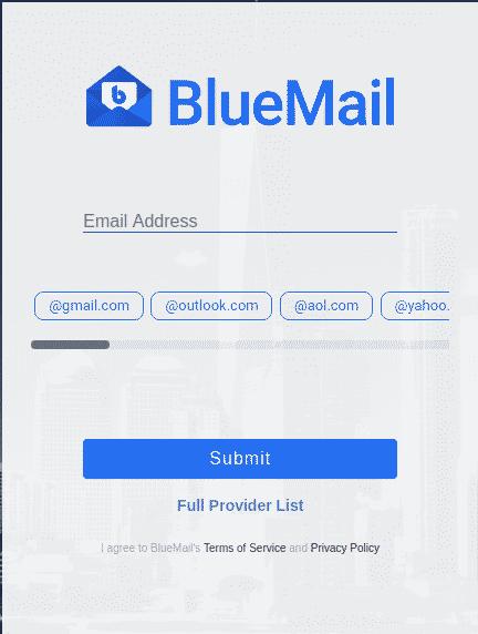Install BlueMail on Ubuntu 20.04 LTS