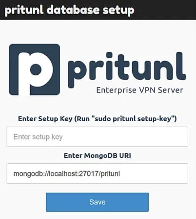 Install Pritunl VPN Server on Ubuntu 20.04