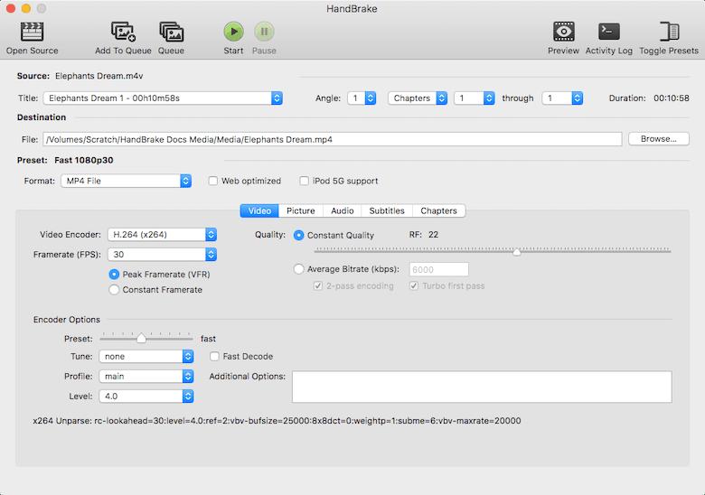 Install HandBrake on Ubuntu 20.04