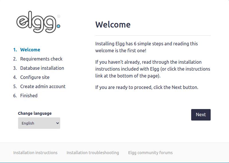 Install Elgg on Ubuntu 20.04