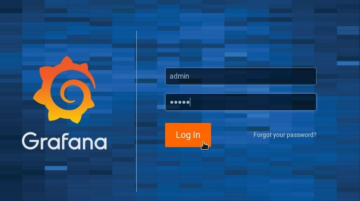 Install Grafana on CentOS 8
