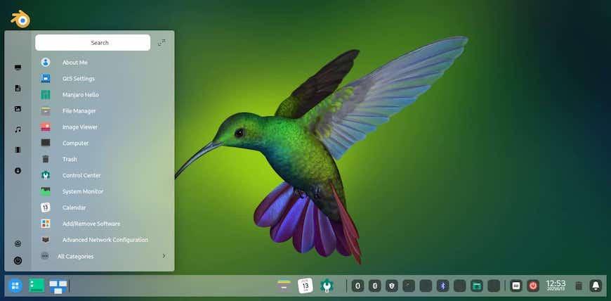 Install Deepin Desktop Environment on Manjaro 21 Ornara