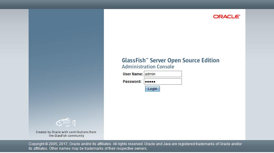 Install GlassFish on AlmaLinux 8