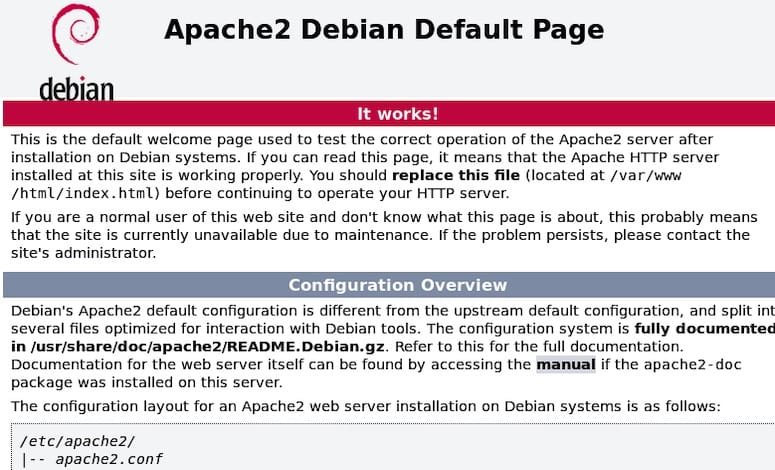 Set Up Nginx as a Reverse Proxy for Apache on Debian 11 Bullseye