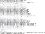 apt-get update GPG error BADSIG