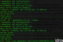 Speed-test-CLI